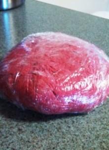 blob of gnocchi